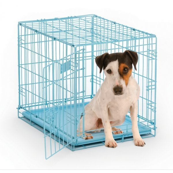 I Crate Single 24 X 18 X 19 / Blue