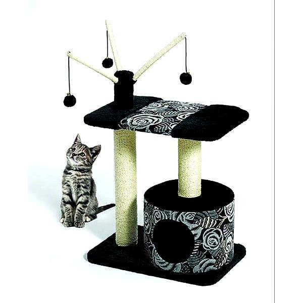 Feline Nuvo Carnival Cat Furniture 22 X 15 X 36 In