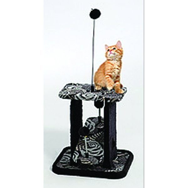 Feline Nuvo Feisty Cat Furniture 14 X 12 X 30 In.