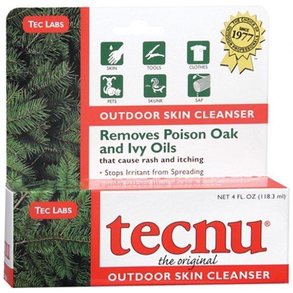 Tecnu Oak-N-Ivy Cleanser / Size (4 oz.) Best Price