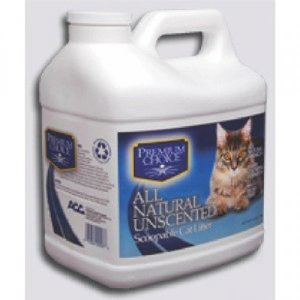 Premium Choice Unscented Scoopable Litter 16 Lbs Case Of 3