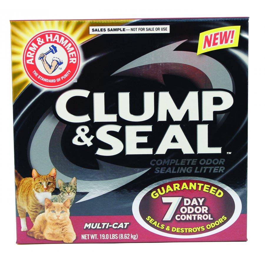 Clump And Seal Cat Litter Bulk