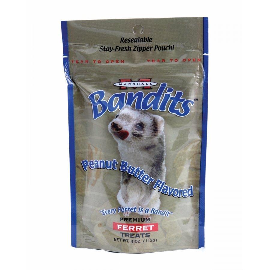 Bandits Premium Ferret Treat 4 Oz