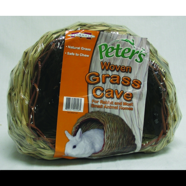 Peters Woven Grass Cave for Rabbits Best Price