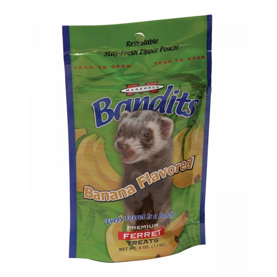 Bandits Ferret Treat Banana / 4 Oz.