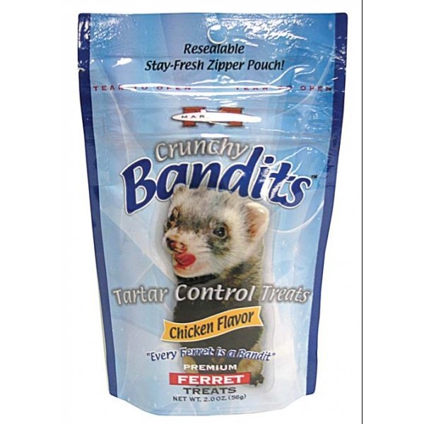 Tartar Control Treats for Ferrets - 2 oz.