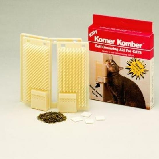 Kitty Korner Komber Cat Grooming Aid