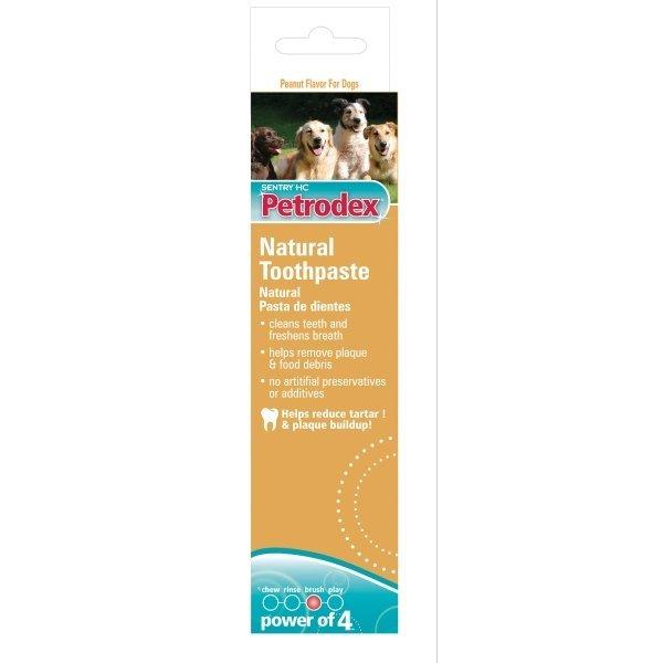 Petrodex Peanut Flavored Toothpaste 2.5 Oz.