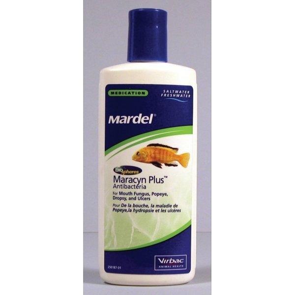 Maracyn Plus Antibacterial Biospheres for Fish / Size (4 oz.) Best Price