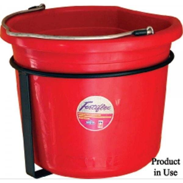Portable Wall Mount Pail Holder 13.5 inch - 5 Gal. Best Price