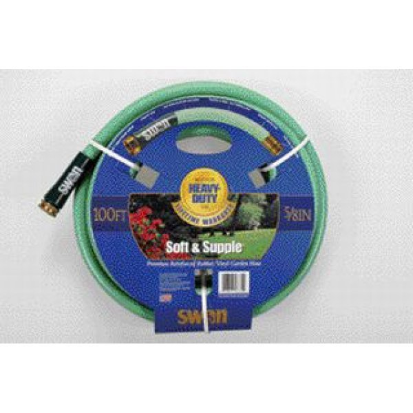 Swan Hose Soft and Supple Garden Hose / Length (5/8 in. 100 feet) Best Price