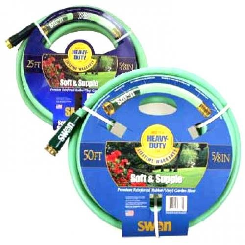 Swan Hose Soft and Supple Garden Hose / Length (3/4 in. 50 feet) Best Price