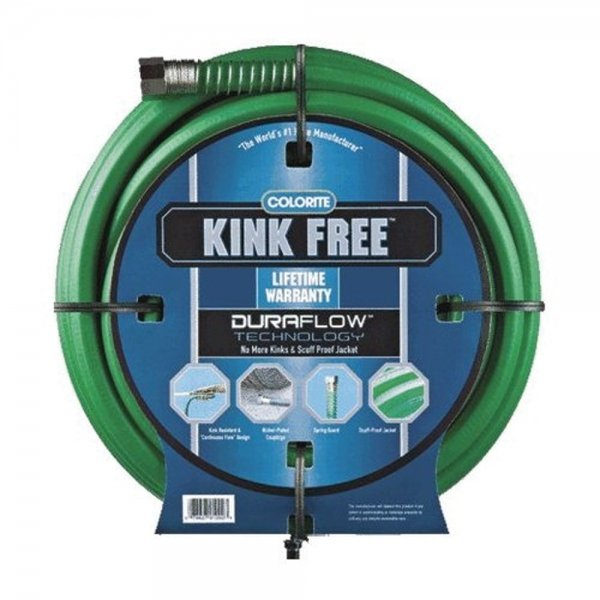 Kink Free Garden Hose 5/8 in. / Size (75 ft.) Best Price