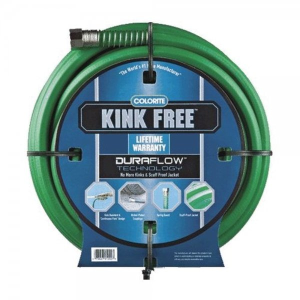 Kink Free Garden Hose 5/8 in. / Size (50 ft.) Best Price