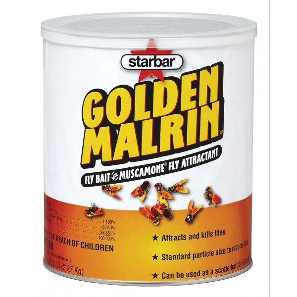Golden Malrin Fly Bait / Size (5 lbs.) Best Price