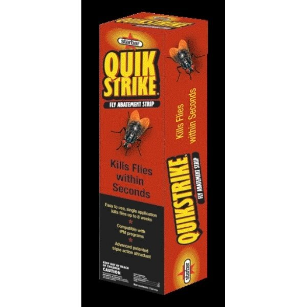 QuikStrike Fly Abatement - Twin Pack Best Price