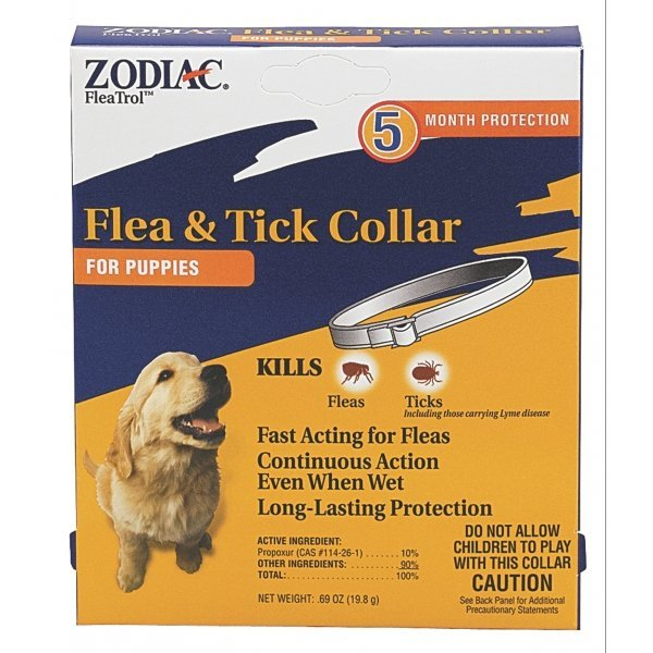 Fleatrol Flea and Tick Collar for Puppies Best Price