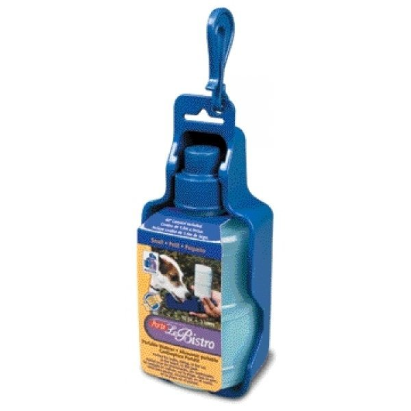 Porta Le Bistro Pet Waterer  / Size (Small (7.3 x 3 x 2.5)) Best Price