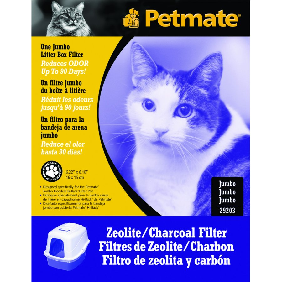 Basic Litter Pan Zeolite Filter / Size (Jumbo) Best Price