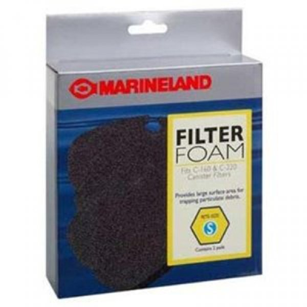 Filter Foam Pcml For 160 And 220 Filters 2 Pk