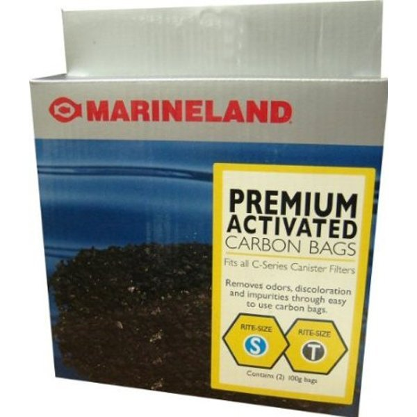 Premium Activated Carbon Bags 2 Pack 2 Pk./100 Gram