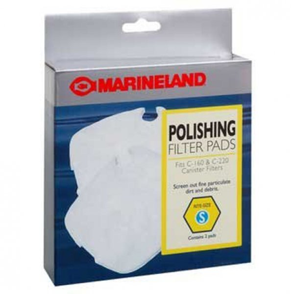 Polishing Filter Pads Pcml For 160 And 220 Filters 2 Pk