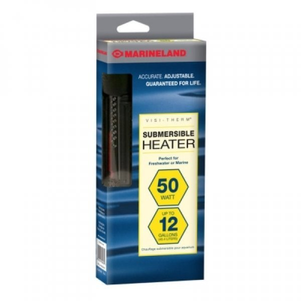 Visi-Therm Deluxe Aquarium Heater / Size (50 Watt) Best Price