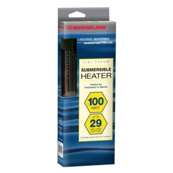 Visi Therm Deluxe Aquarium Heater / Size 100 Watt