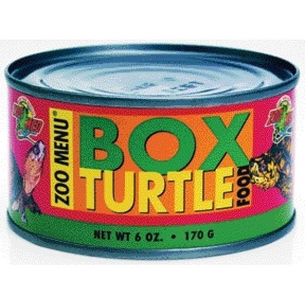 Box Turtle / Turtoise Food / Size (6 oz.) Best Price
