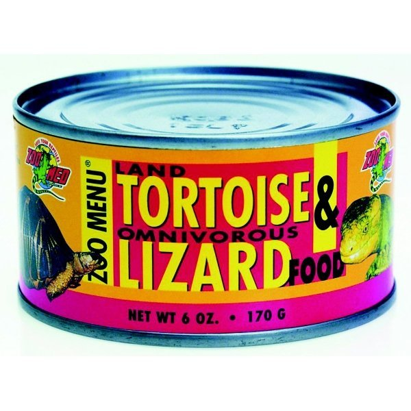 Canned Tortoise and Lizard Food - 6 oz Best Price
