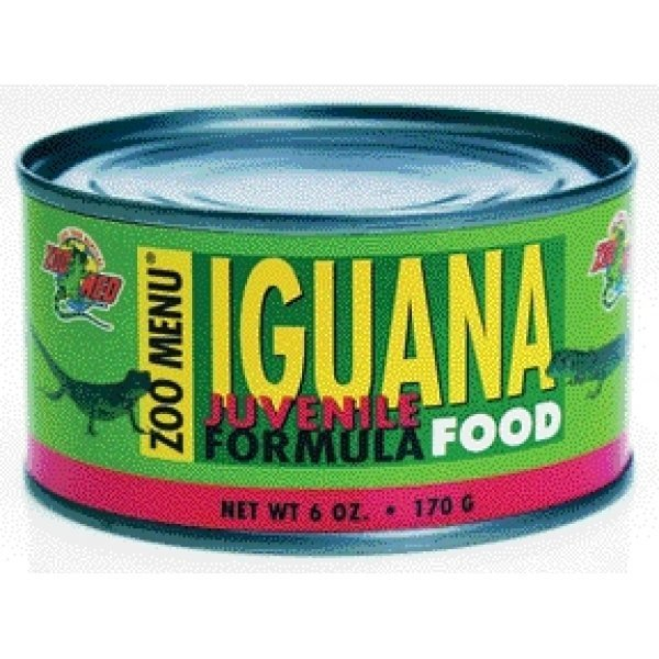 Canned Iguana Food 6 oz. / Type (Juvenile) Best Price