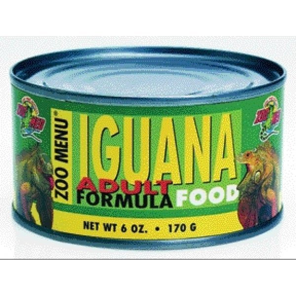 Canned Iguana Food 6 oz. / Type (Adult) Best Price