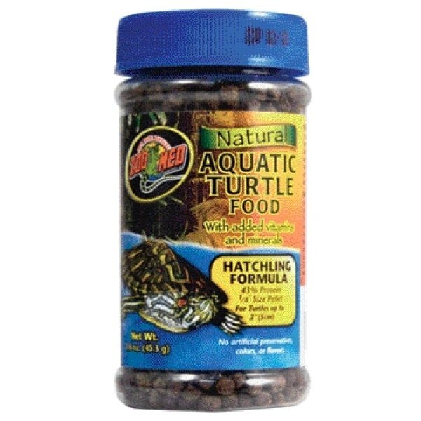 Hatchling Aquatic Turtle Food 1.9 oz. Best Price