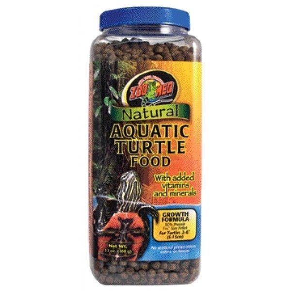 Aquatic Turtle Food Growth Formula / Size (17.5 oz.) Best Price
