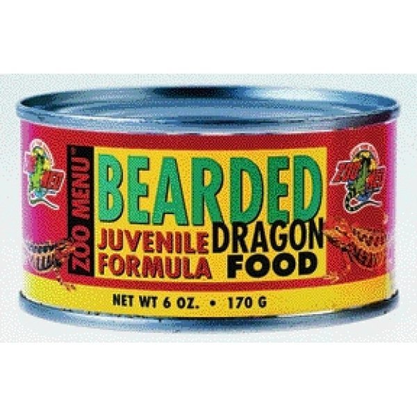 Canned Bearded Dragon Food 6 oz. / Type (Juvenile) Best Price