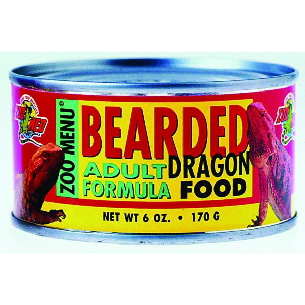 Canned Bearded Dragon Food 6 oz. / Type (Adult) Best Price