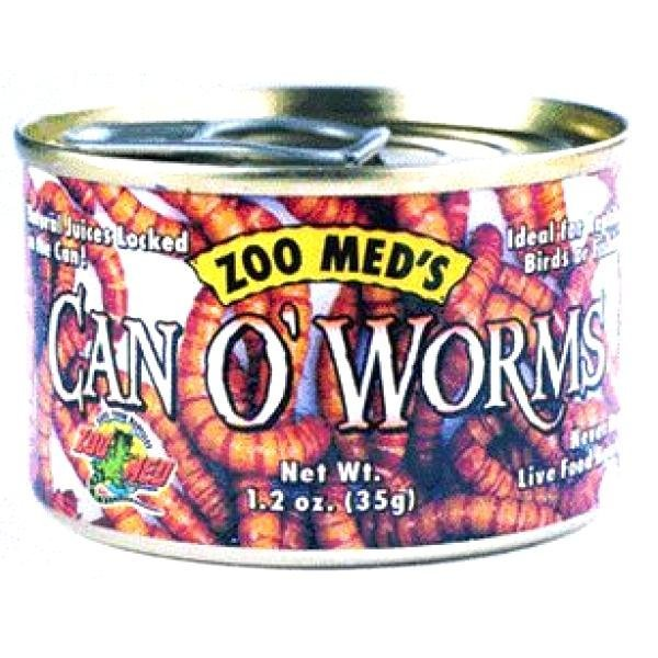 Reptile Can O Worms 1.2 oz Best Price
