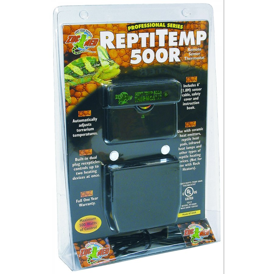 ReptiTemp 500R Remote Sensor Thermostat Best Price