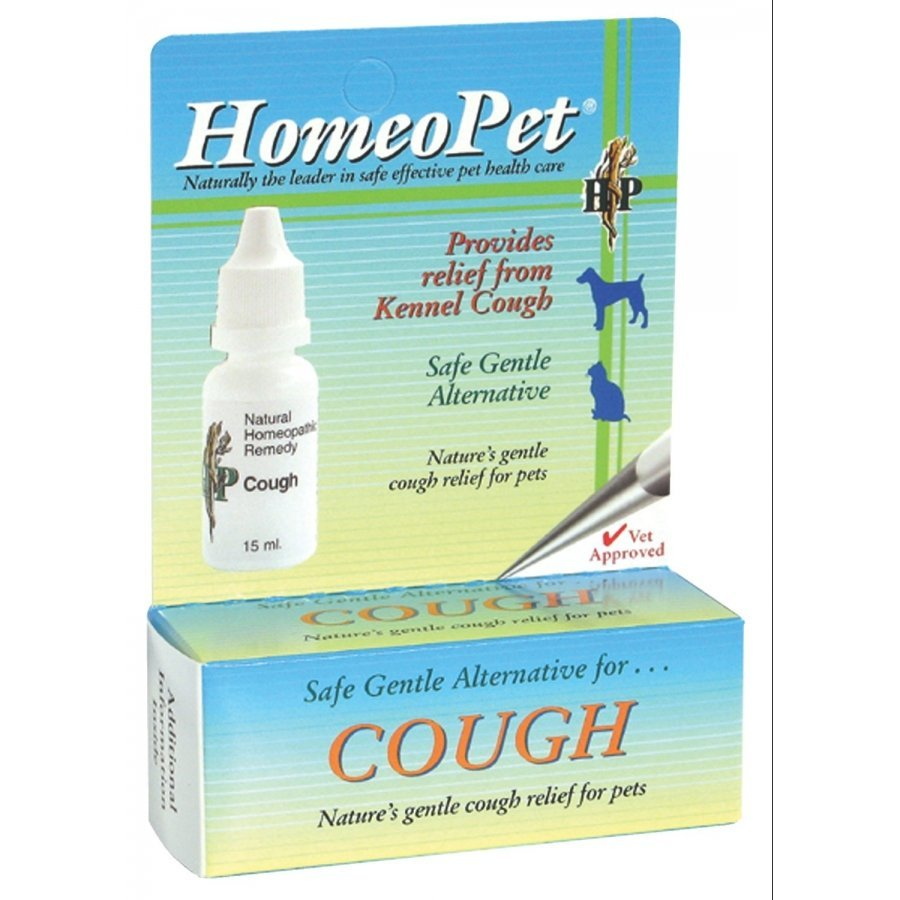 Homeopet Dog And Cat Cough Remedy