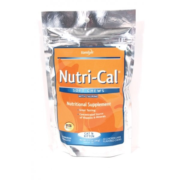 Nutri-cal Soft Chews With Taurine - 60 ct. Best Price