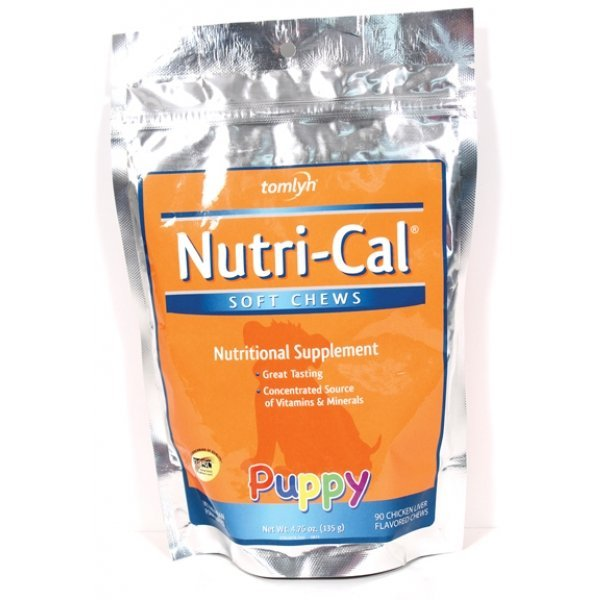 Nutri Cal Soft Chews For Puppies 90 Ct.