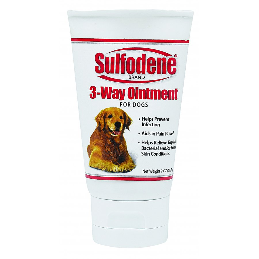Sulfodene 3 Way Ointment For Pets 2 Oz.