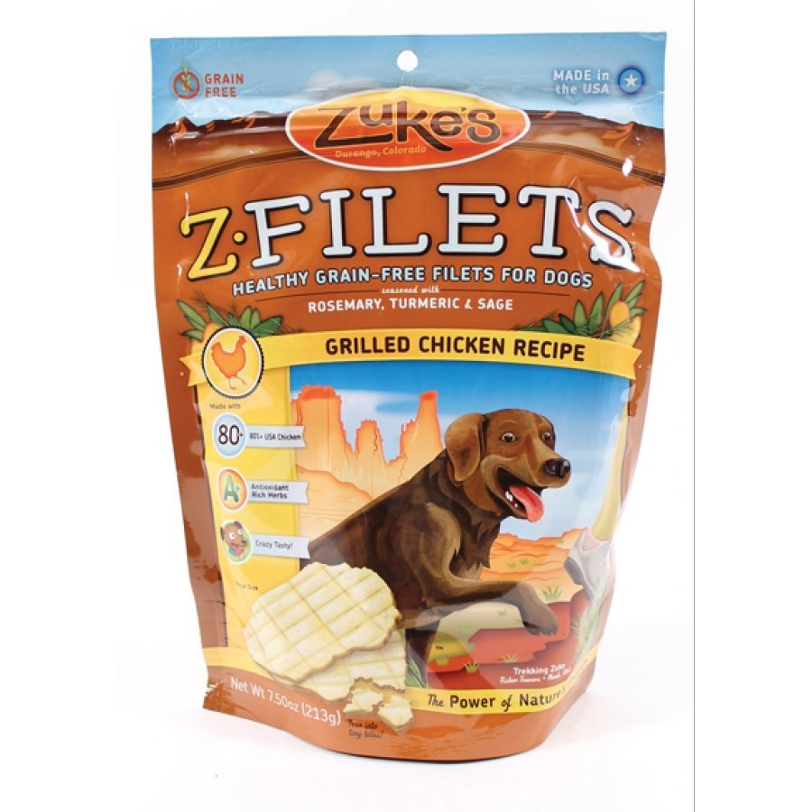 Z-filets Grain-free Filets For Dogs / Flavor (Grilled Chicken) Best Price