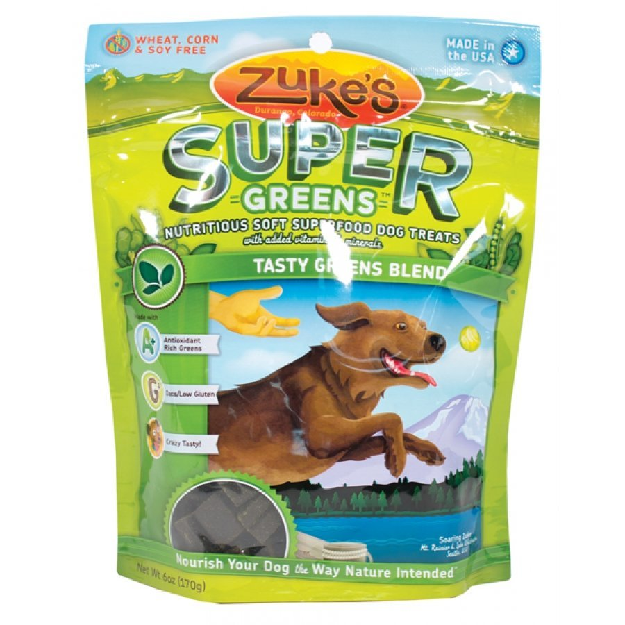 Super Greens Tasty Greens Blend 6 Oz.