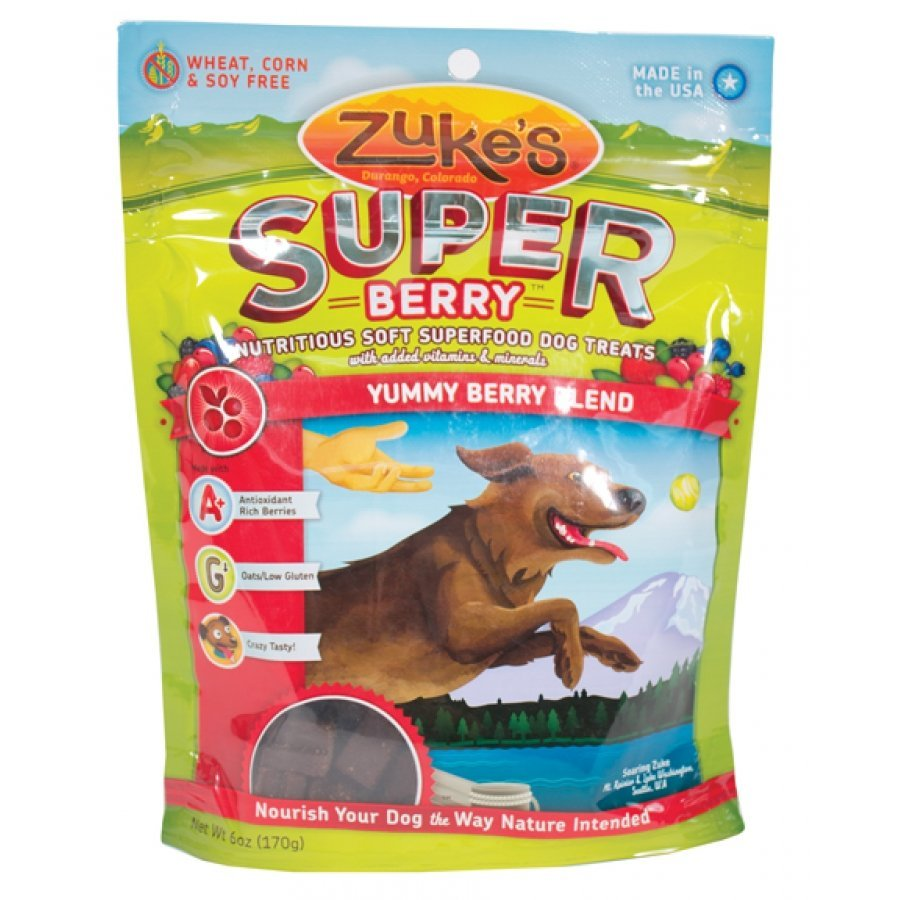 Super Berry Yummy Berry Blend 6 Oz.