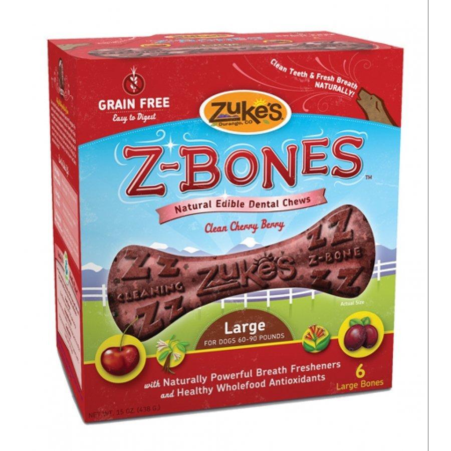 Z Bone Dog Treats / Size Reg / Berry / 8 Ct.