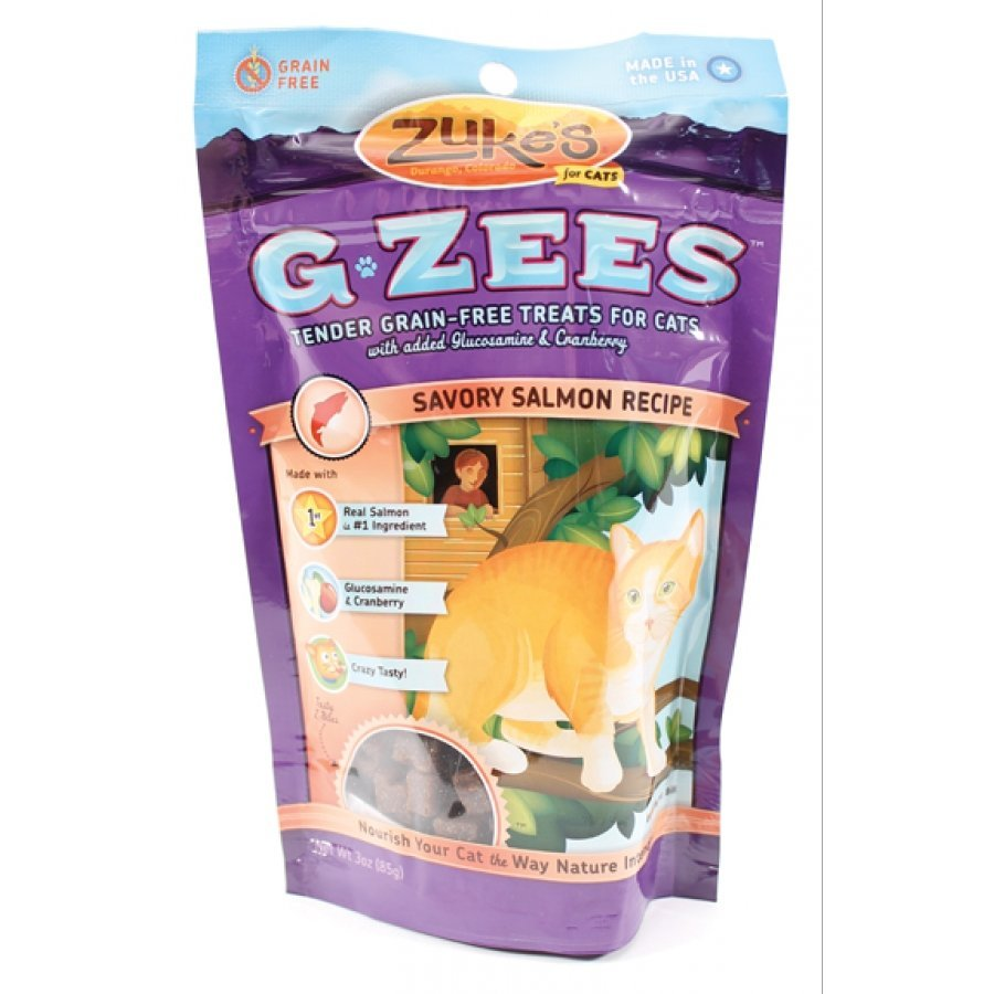 G-zees Grain-free Treats For Cats - 3 oz. Best Price