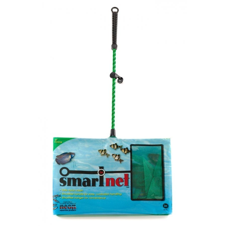 Smartnet Fish Net / Size 10 In X 14 In Handle / Course