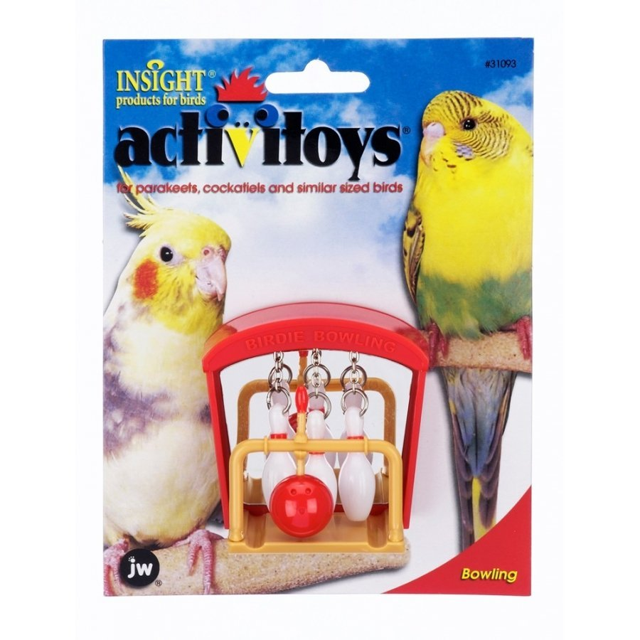 Birdie Bowling Toy for Parakeets and Cockatiels Best Price
