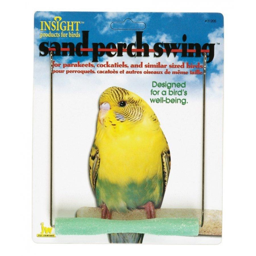 Sand Perch Swing For Pet Birds
